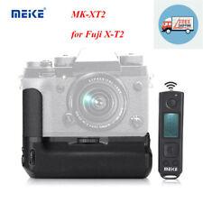 Meike Mk-xt2 Pro 2.4g Wireless Remote Control Battery Grip for Fuji X-t2 Cameras