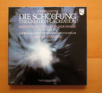 Philips 6769 047 Haydn The Creation Mathis Dieskau Marriner 2xLP NEAR MINT
