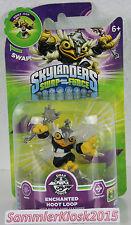 Enchanted Hoot Loop Skylanders Swap Force Swapper Figur - exclusive limited RAR