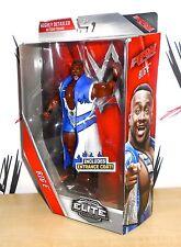 WWE - Big E - Mattel Elite - Series 44 - wrestling figure