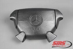96-98 Mercedes R129 SL320 SL500 SL600 Steering Wheel Airbag Air Bag Black OEM