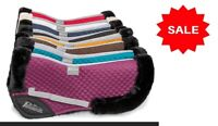 SALE SAVE £10.00 New Shires Performance Half Pad With Supafleece Lining
