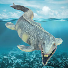 Big Mosasaurus Realistic Dinosaur Toy Soft PVC Action Figure Best Gift for Kids