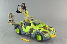 Jurassic Park Lost World Electronic Ground Tracker Vehicle w/ BOX Kenner B1