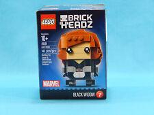 Lego Brickheadz 41591 Black Widow New Sealed 2017 Marvel The Avengers