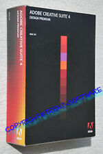 Adobe Creative Suite 4 Design Premium deutsch Macintosh - Indesign Photoshop CS4