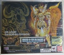 Bandai Saint Seiya Cloth Myth Soul of Gold EX God Cloth Aries Mu Action Figure
