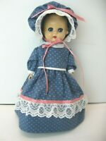 """9"""" Reliable Canada Walker Doll Ideal Tiny Girl Clone Vintage 1950"""