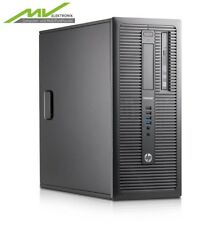 HP EliteDesk 800 G1 Intel i7 4x 3,6GHz 1000GB HDD 240GB SSD* 16GB DVD-RW Win 10