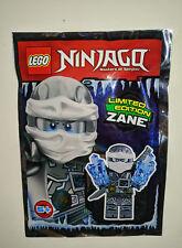 LEGO Ninjago Jay Tournament Elements Foil Pack Limited Minifigure 891615 njo249