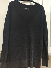 Next Glitter Black Long Line Jumper 14