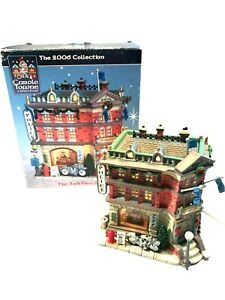LeMax Carole Towne 2006 Collection The 3rd Precinct Lighted Building READ