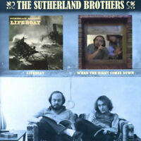 The Sutherland Brothers : Lifeboat/Night Comes Down CD (2018) ***NEW***