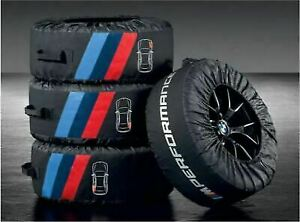 BMW Genuine M Performance Tyre Bags (RRP £79.99) 36132461758