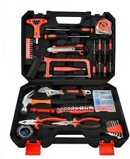 43-Piece Professional Household Hand Tool Set with Storage Case for Diy Projects