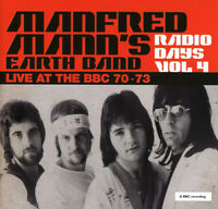 Manfred Mann's Earth Band : Radio Days: Live at the BBC '70-'73 - Volume 4 CD 2