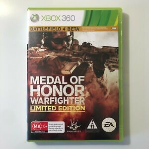 Medal of Honor: Warfighter - Microsoft Xbox 360 Game - Complete with Manual