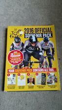 2016 Official Tour de France Souvenir Pack ...new & sealed