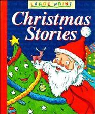 New, Christmas Stories (Large Print), Maureen Spurgeon, Book