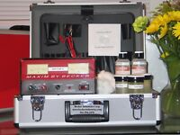 24kt Gold/Chrome/ Plating Machine, 30 AMP, 24k Electroplating Kit