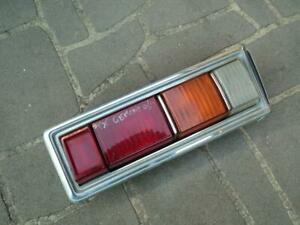 Genuine Holden Gemini TX Sedan Coupe Right Hand Tail Light