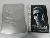 TERMINATOR 2 - 2 DVD STEELBOOK + EXTRAS ENGLISH DEUTSCH - GERMAN ULTIMATE EDIT