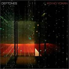 DEFTONES : KOI NO YOKAN (CLEAN) (CD) sealed