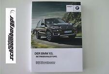 BMW Betriebsanleitung Deutschland X5 F15 SAV  Modelljahr  2013 NEU  01402910926