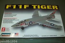 LINDBERG  GRUMMAN F-11F TIGER  1:48 scale  kit