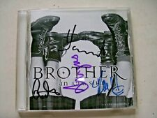 BROTHER THIS WAY UP SINGED BY BAND MEMBERS