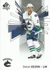 Vancouver Canucks - 2016-17 SP Authentic - Complete Base Set Team (2)
