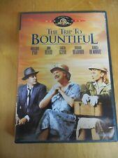 The Trip To Bountiful 1985 Dvd Drama Movie w/ Rebecca De Mornay & John Heard