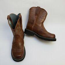 Ariat Womens Boots The Original Fatbaby Brown Size US 5.5 B EU 36 M