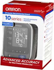 Omron Digital 10 Series Upper Arm Blood Pressure Monitor w/ Cuff, Battery or A/C