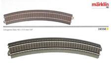 Märklin 24330 H0 - gebogenes Gleis R3 515mm, 30° NEU