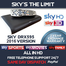Sky Multiroom HD Box #DRX595  3D#Next Day Delivery#2 Year Warranty#