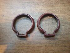 NOS 1981 FORD E100 E150 4.9L EXHAUST TUBE TO VALVE CLAMPS PAIR
