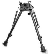 TMS Shooting Bipod Bi-pod 9-13 Pivot Swivel Top w/ QD Sling Adapter
