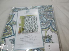 New Peri Home Linwood Floral Fabric Shower Curtain 72x72 - Multi Color Flower