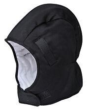 Portwest Pa58bkr Series Pa58 Helmet Winter Liner Regular Black
