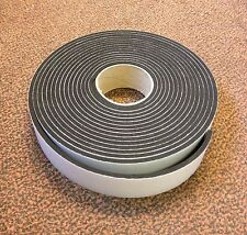 Roll weed hatch seal 50mm x 6mm x 10m Narrowboat, cruiser, canal, river, barge.