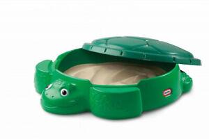 Little Tikes Schildkrötensandkasten Sandkasten Sandbox Schlidkröte