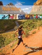 Nutrition for Sport and Exercise by J. Andrew Doyle and Marie Dunford (2014, Pap