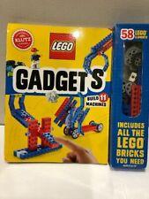 LEGO Gadgets: 58 Lego Elements 1 (Klutz) Paperback Book