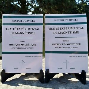 Traité Expérimental de Magnétisme Hector Durville Philippe de Lyon Occultisme