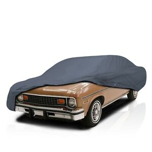 4 Layer Waterproof Car Cover for Chevy Nova 4-dr 1962-1965 UV Protection Durable