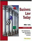 Business Law Today, Standard Edition: Text, Summar