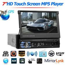 SWM 9601G 7in 1DIN Touch Car Stereo MP5 Player GPS Navi RDS AM FM Radio USB/AUX