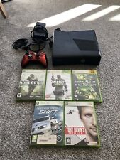 Xbox 360 Slim 500gb Console + Games Bundle