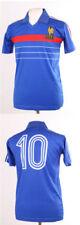 Maillots de football taille S pour homme, avec numéro maillot 10